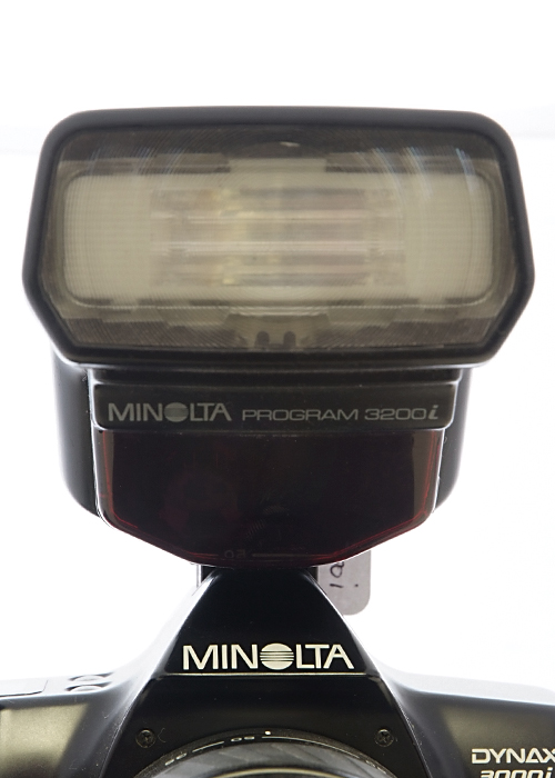 minolta 3200i flash