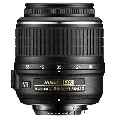 Nikon 18-55mm VR