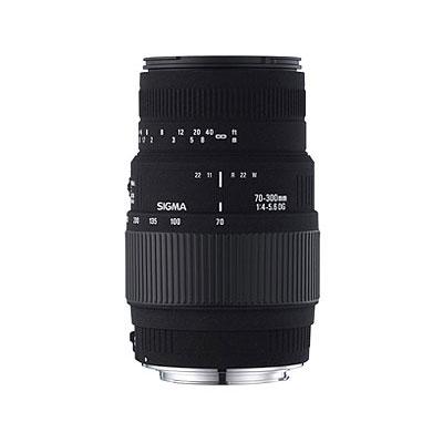 Sigma 70-300mm DG