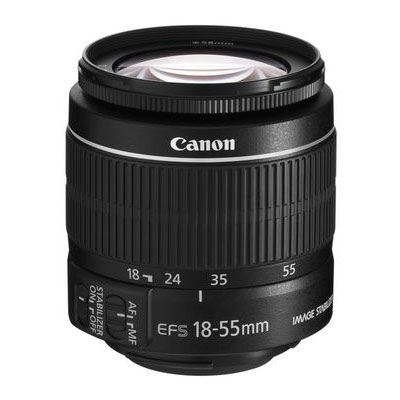 Canon 18-55mm IS