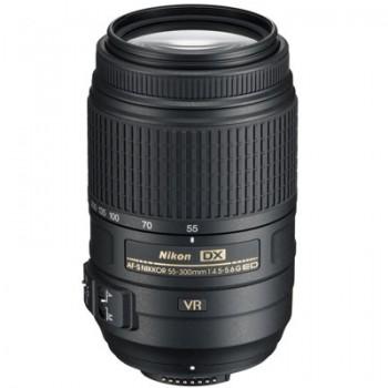 Nikon 55-300mm VR