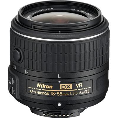 Nikon 18-55mm II