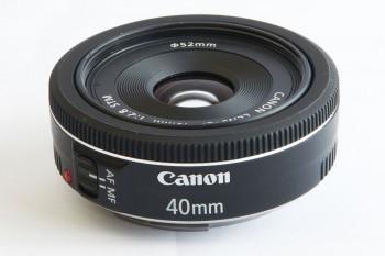 Canon 40mm