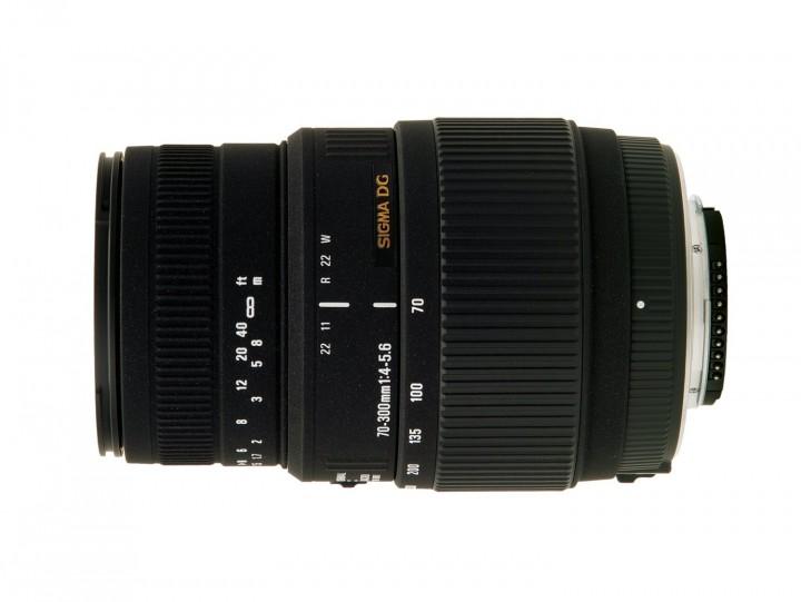Sigma 70-300 Dl#