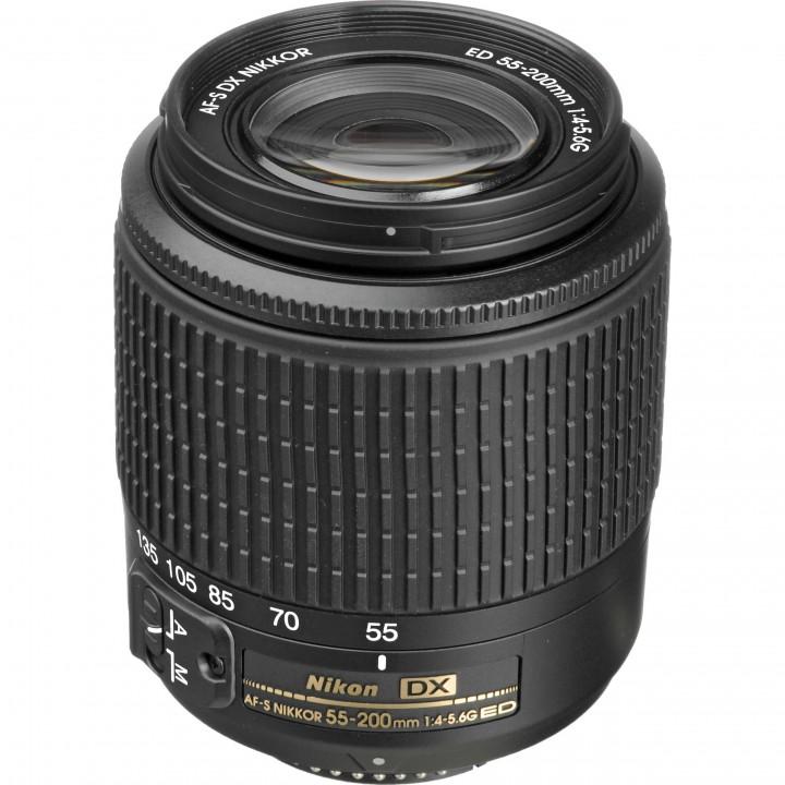 Nikon 55-200