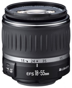 Canon 18-55mm USM