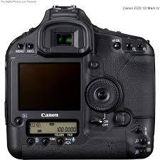 Canon EOS 1D IV