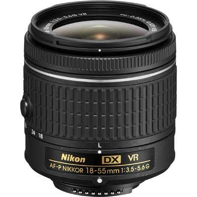 Nikon 18-55mm AF-P VR
