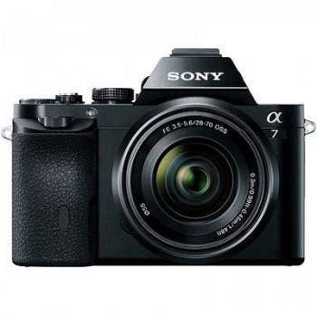 Sony A7 II + 28-70