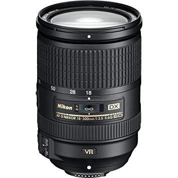 Nikon 18300 AFS F3point5 5point6G ED